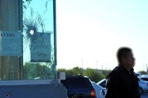 Se dijo que los autores del atentado viajaban en cuando menos cinco vehículos en los que llegaron a la fachada del edificio de la DSPM.