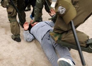 La represión no amilanó a los estudiantes, que reafirmaron la convocatoria a una nueva manifestación.