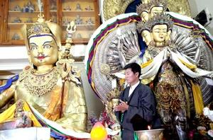 Sangay será el tercer 'kalon tripa' (primer ministro) del Gobierno tibetano en el exilio, que tiene su sede en Dharamsala, en la que se refugió el dalai lama tras el fracaso de la revuelta tibetana contra China del año 1959.