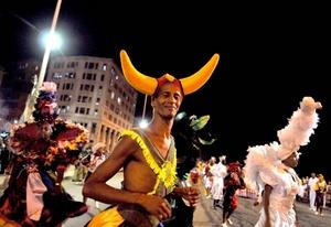 La Habana disfruta de su carnaval.