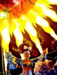 El malecón habanero es el escenario en el que festejarán el Carnaval.