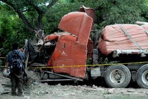 El gobierno del estado apoyará a los familiares de las víctimas del accidente.