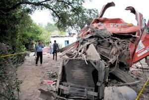 El funcionario aseguró que, además de las seis víctimas fatales, hay al menos dos heridos.