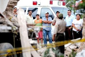 El accidente se registró alrededor de las 12:00 hora local (17:00 GMT) cuando un camión que transportaba cemento atravesó la guardería Belén, ubicada a la salida de Arramberri.