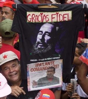 Castro es el único político latinoamericano que sobrevivió a la hostilidad de 11 presidentes y 16 administraciones de su enemigo ideológico.