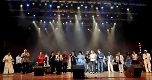 Cuba organizó la 'Serenata de la fidelidad' en honor al ex presidente.