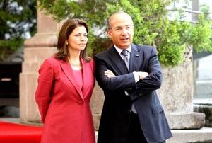 Chinchilla destacó que en todo momento México y Costa Rica se han ayudado para enfrentar los retos en la historia.