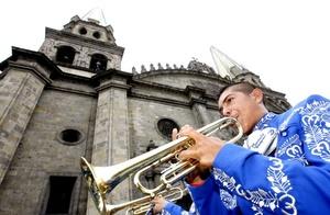 Las autoridades explicaron que la edición de este año del Encuentro Internacional de Mariachi y Charrería, tiene como objetivo brindar un homenaje a la época de oro del cine mexicano.
