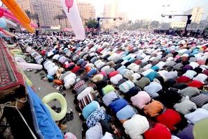 Las festividades del Eid al Fitr son la culminación de un mes de ayuno dedicado a honrar a Alá y el momento ideal para convivir en familia, aunque dada la violencia que se vive en muchos países islámicos la tradición este año fue diferente.