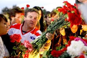 El presidente ruso Dimitri Medvedev expresó sus condolencias a los familiares de las víctimas