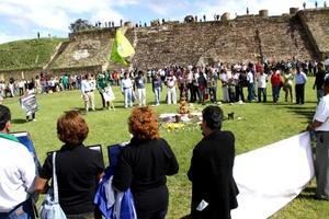 Juan Sosa Maldonado, otro de los integrantes del Espacio Ciudadano, dijo que el tema de los indígenas presos por su presunta participación en acciones del Ejército Popular Revolucionario también se expondrá durante estos encuentros.