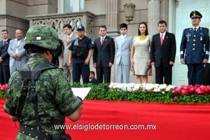 Eduardo Olmos Castro, alcalde de Torreón, afirmó que se mostró el valor de los ciudadanos cívico y humano.