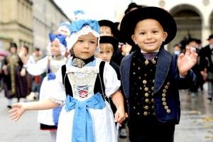 El desfile es uno de los más importantes del mundo en su categoría.