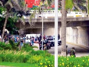 En los casi cinco años del actual Gobierno, que comenzó en diciembre de 2006, han muerto más de 40 mil personas como resultado de violentos enfrentamientos entre los cárteles de la droga.