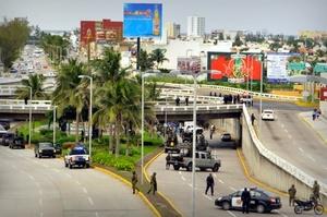 Las mayores masacres se han registrado principalmente en los estados de Tamaulipas, Veracruz, Nuevo León, Chihuahua, Coahuila, Durango, Sinaloa, Nayarit y Guerrero.
