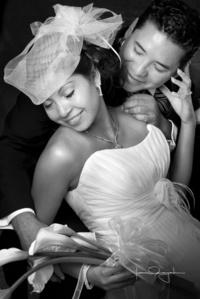 El día de su boda Kenia Espino Méndez y Agustín Hernández Medrano. <p> <i> Estudio Laura Grageda</i>