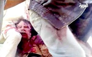Según fuentes del CNT, Gadafi no sobrevivió a las heridas que sufrió en ambas piernas y en la cabeza durante la operación militar.