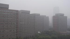 Las condiciones atmosféricas han causado el retraso o la cancelación de cientos de vuelos desde el aeropuerto de la ciudad en los últimos días.
