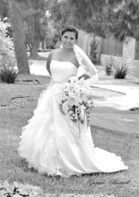Srita. Fabiola Curiel Maciel contrajo matrimonio con Sr. Pedro Emmanuel Martínez.   Gustavo Borroel Fotografía