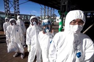 Los medios de comunicación pudieron ingresar a las instalaciones de la averiada planta nuclear de Japón por primera vez luego que el sismo y el tsunami de marzo desataron la peor crisis nuclear del mundo desde Chernóbil.