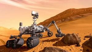El Curiosity es el vehículo del Laboratorio de Ciencias Marcianas (MSL, por su sigla en inglés), equipado para responder a las preguntas sobre si hubo o persisten en Marte los componentes orgánicos de la vida, y cuánta agua líquida contuvo el planeta en el pasado.