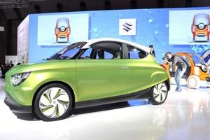 Esta cuadragésimo segunda edición de la feria bienal, explora además el desafío de mejorar la interacción de los automóviles en la sociedad del futuro bajo el lema la movilidad puede cambiar el mundo.
