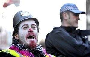 El primer ministro, David Cameron, afirmó que la huelga es un 'fiasco'