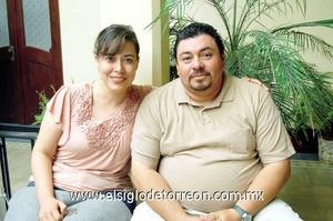 03122011 ISABEL  Mayorga y Alberto Alarcón.