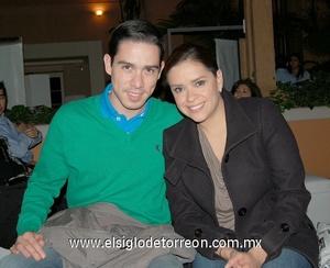08122011 SERGIO  y Ana.
