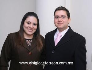 07122011 ARACELY  Ortega y Mario Aguilera.