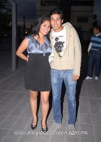 07122011 MARIANA  Rodríguez y Rogelio Alvarado.