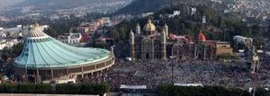 Más de 5.3 millones de peregrinos llegados de todos los puntos de la geografía mexicana han visitado ya la Basílica de la Virgen de Guadalupe en Ciudad de México en el día de su festividad.