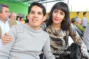 13122011 RAMóN  Betancourt e Irma Gallardo.