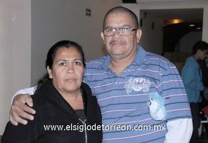 16122011 LUPITA  Rojas, Mayela Aguilar y Mario.