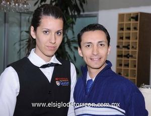16122011 SARA  Godoy y Ernesto Rodríguez.