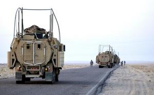 En paralelo al repliegue de EEUU, la OTAN terminó de manera oficial su misión en Irak, iniciada en 2004, tras no llegar a un acuerdo con las autoridades locales para que sus efectivos dispusieran de inmunidad.