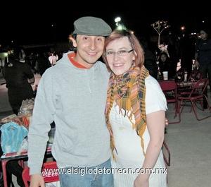 18122011 YONATAN  Vela e Ilse Pérez.