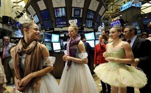 La compañía interpretará el tradicional ballet hasta el día 2 de junio.