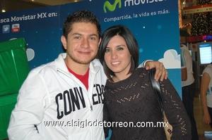26122011 ARMANDO  y María José.