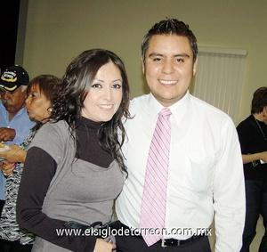 26122011 SAMANTHA  Hernández y Manuel Ortiz.