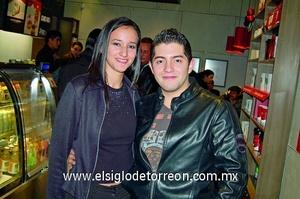 26122011 PATY  Delgado y Fernando Navarrete.