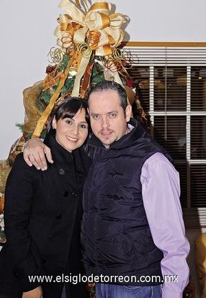 26122011 EDUARDO  Hernández y Blanca Rodríguez.