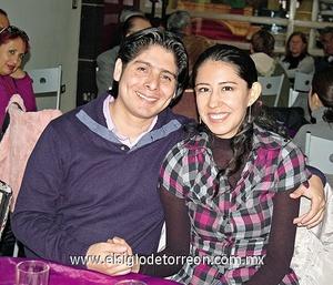 27122011 DANIEL  Herrera y Mónica Ibáñez.