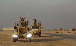 El vicepresidente estadounidense, Joe Biden, informó en Bagdad que las tropas de su país se retirarían de Irak.  http://www.elsiglodetorreon.com.mx/noticia/687470.html