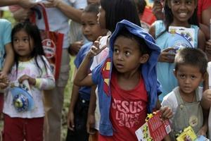 Trabajadores de la ONU afirmaron que se necesitan medidas urgentes para proteger a miles de niños huérfanos.