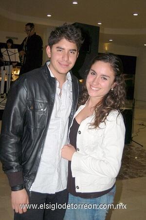 29122011 JOSé  Luis Mascareño e Isabel Ordóñez.