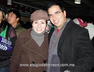 30122011 NADIA  Jaramillo y Carlos Ortiz.