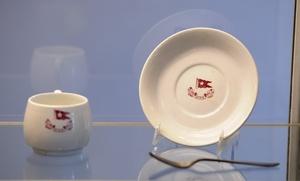 Los objetos han sido recopilados durante más de un cuarto de siglo de expediciones emprendidas por la sociedad RMS Titanic.