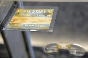 La mayor parte de artefactos rescatados del transatlántico, está valorada en unos 189 millones de dólares.