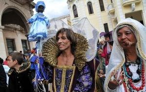 La Realeza Cubana no pudo faltar al festejo.